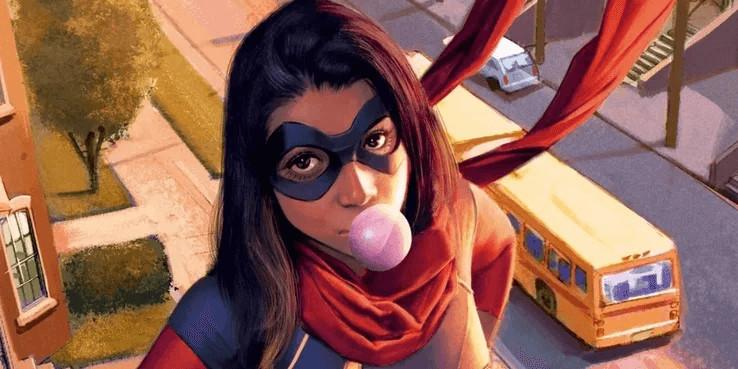 驚奇隊長接班人!10個看《驚奇女士》之前你必須知道的事 連鋼鐵人都是她盟友?
