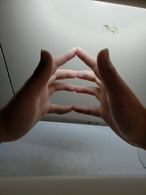 日推特瘋「用手指比出便便」無言挑戰 表情符號「被玩壞」...你能做到嗎?