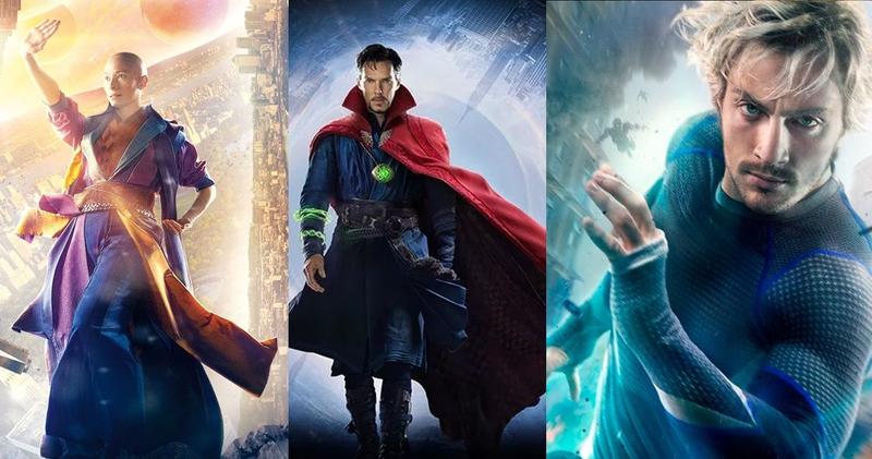 外媒爆「古一法師、快銀」將回歸《奇異博士2》 網看「超強陣容名單」驚喜:期待大反派!