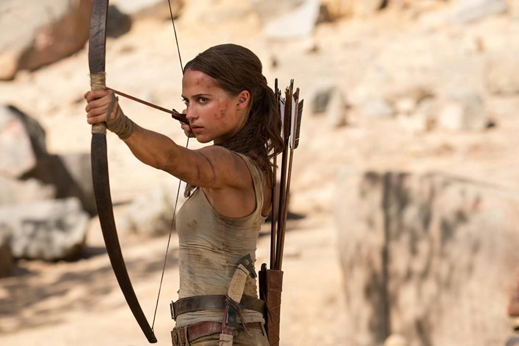 《古墓奇兵》續集上映時間曝光!重啟版主角由「蘿拉卡芙特」回歸出演