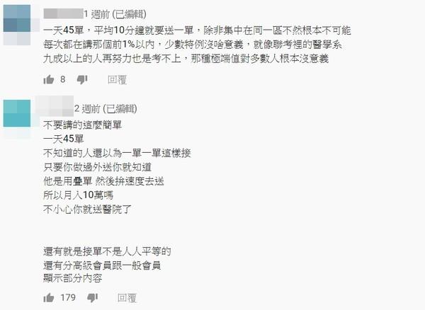 影/咪妃挑戰「一日外送員」公布收入迷思 頂級「1%神人薪水」網傻眼:年收百萬?