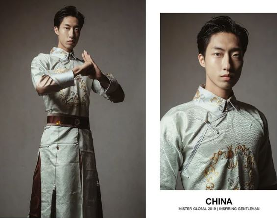 2019全球先生「傳統服裝造型」引瘋傳!台灣代表超帥氣、日本代表顏值爆表