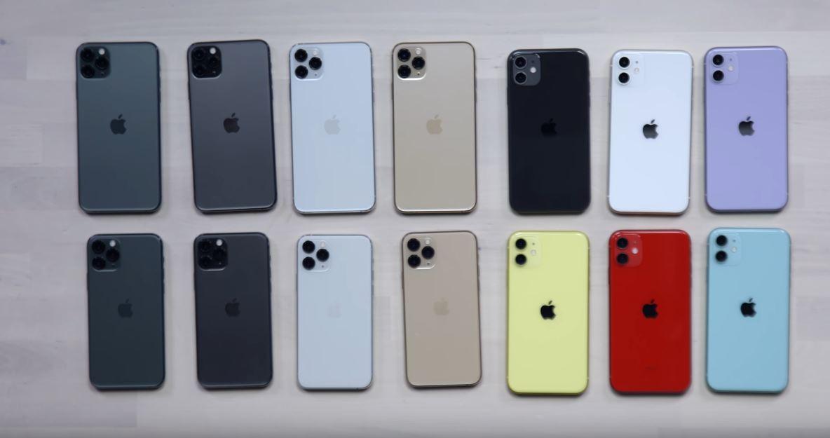 影/iPhone 11超火紅開箱!他連拆「全系列14支」畫面太美好 300萬網友驚呼:太療癒!