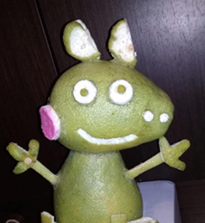 柚子帽out!網友Po出「柚子製鋼鐵人」意外釣出全台達人 做得夠好直接省下玩具錢~