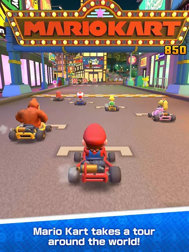 《瑪利歐賽車》免費手遊來啦!雙平台上線「還原經典」骨灰級玩家讚翻:跨時代手遊