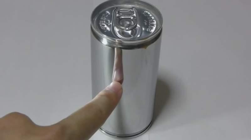 影/他用4小時「把鋁罐→鏡子」爆紅 「超神奇打磨過程」曝光網傻眼:完全沒想過