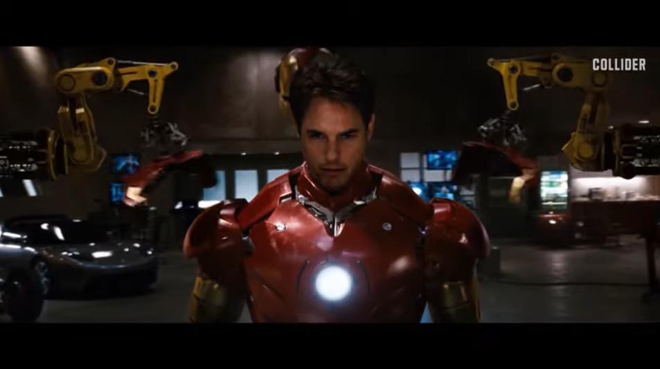 影/如果阿湯哥來演鋼鐵人?神人製作「湯姆克魯斯版」鋼鐵人片段 連聲音都完美複製!
