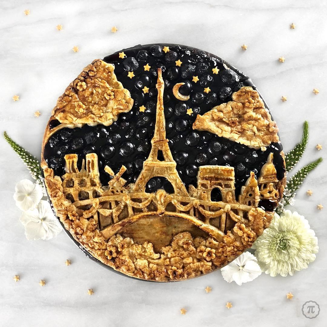 反骨烘焙藝術家的「神級烤派」作品!《獅子王》辛巴可愛到讓你捨不得吃掉