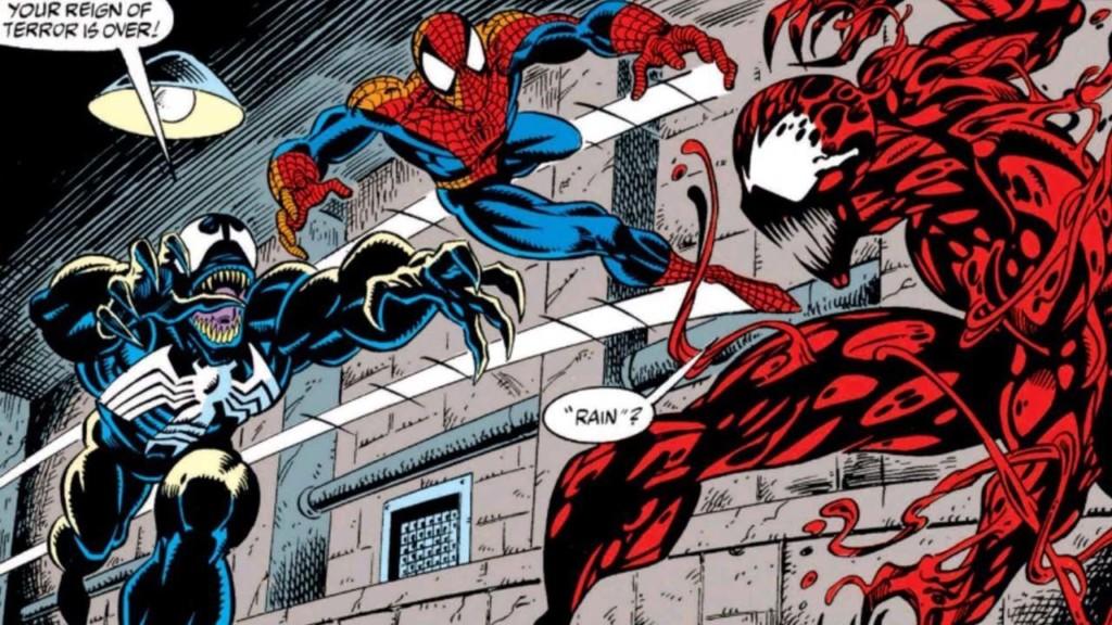 原來小蜘蛛曾客串過《猛毒》!外媒爆漫威「不通過審核」下令刪除 粉絲超失望