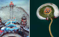 國外攝影師列「全亞洲最霸氣」的9間寺廟 台灣這座「經典建築」美到直接上榜2次!