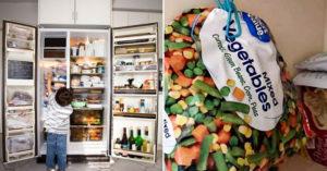 聰明媽分享「冷凍三色豆」用法 拿來「藏零食」超安全:沒人想動!