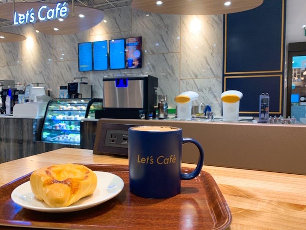 台灣史上「最強全家便利商店」開幕 時尚咖啡廳配「超高智能洗衣區」就在高雄