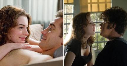 好萊塢電影「火辣辣床戲」背後的小秘密 有些導演更愛他們「即興演出」!