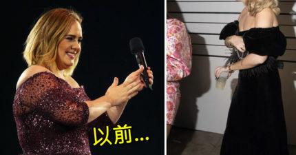 認不出來!愛黛兒「瘦到像換一個人」鎖骨超明顯 粉絲嚇壞:這真的是愛黛兒?