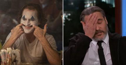 影/節目曝光「小丑在片場發飆」畫面 他尷尬變臉下秒「超真誠回應」粉絲讚爆:EQ很高!