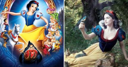 外媒爆《白雪公主》真人版電影明年開拍 目前在物色「演員名單」粉絲超期待!
