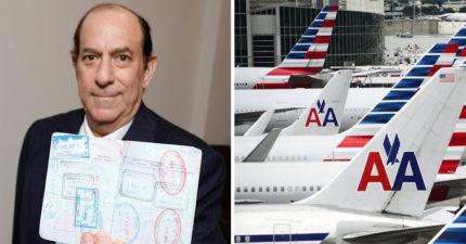 他砸7百萬買「頭等艙飛到飽」機票 美航「被搭到快破產」崩潰開告:他詐欺!