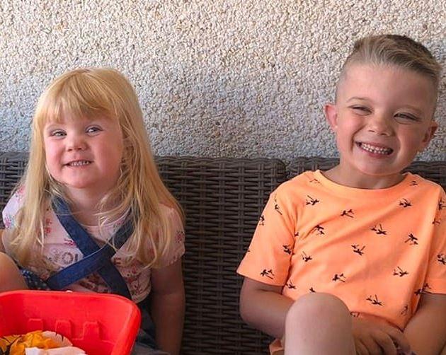 爸忙10分鐘...一回頭「18罐優格」全消失 3歲女兒變「胖雷神」滿足回:都是我!