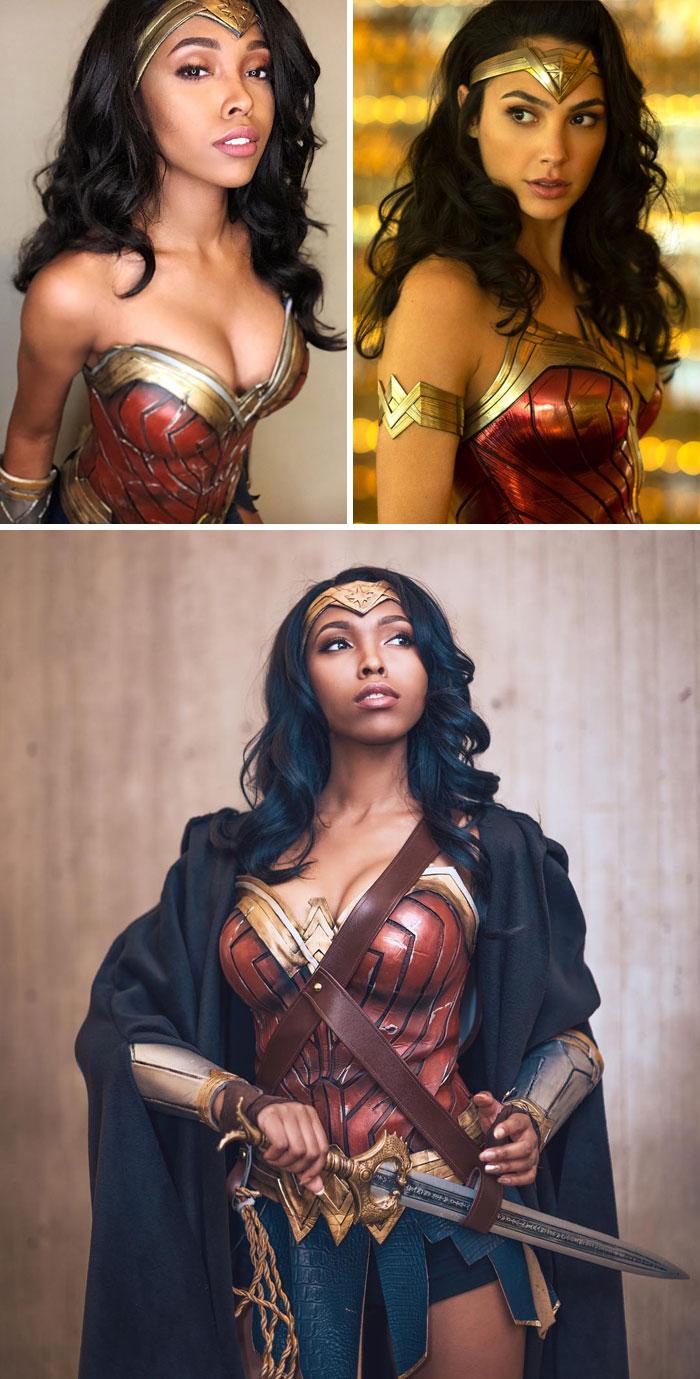 15個「Cosplay女神」的超殺經典作品 她完美複製「神力女超人」身材超辣!