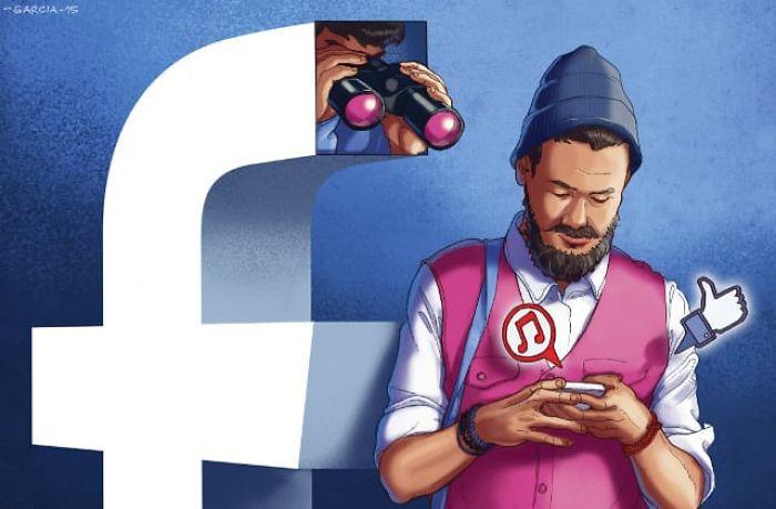25張證明「人類社會已經生病」的諷刺插畫 加班的社畜「被逼強顏歡笑」畫面太寫實!