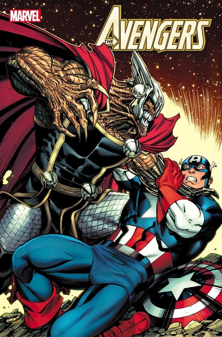 雷神將是「復仇者最大惡夢」?漫畫封面洩漏劇情 索爾「成為宿主」變最棘手反派