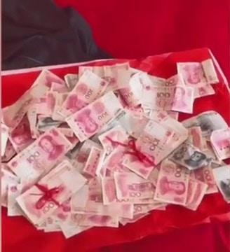 中國習俗「磕幾次頭」就有幾份紅包 新人狂下跪「撈到8萬台幣」網傻眼:我願意!