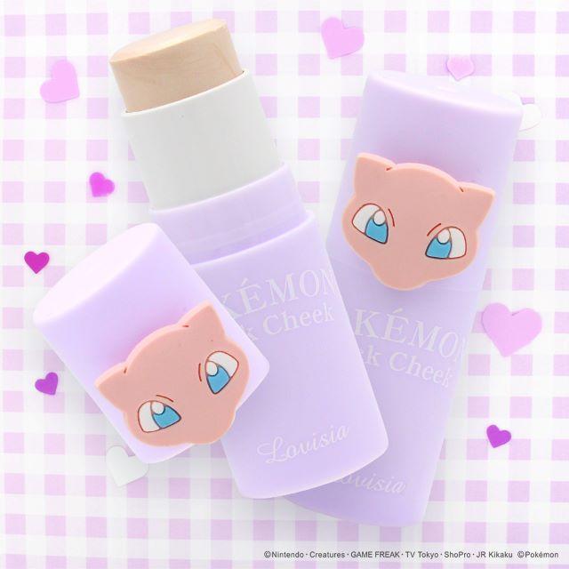 女孩們必收!品牌推「寶可夢美妝」萌翻全網 腮紅棒「超貼心設計」被讚爆:包色了