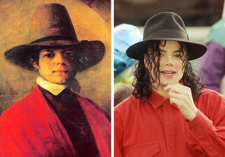 11個讓你相信「前世真的存在」的明星輪迴照 麥克傑克森「上輩子」的穿衣風格都一樣!