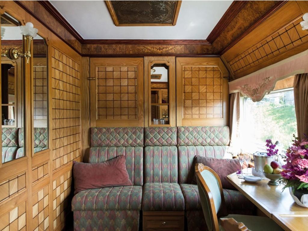 開箱各國長途列車「頭等艙」神秘內裝 《東方快車謀殺案》場景是真的!