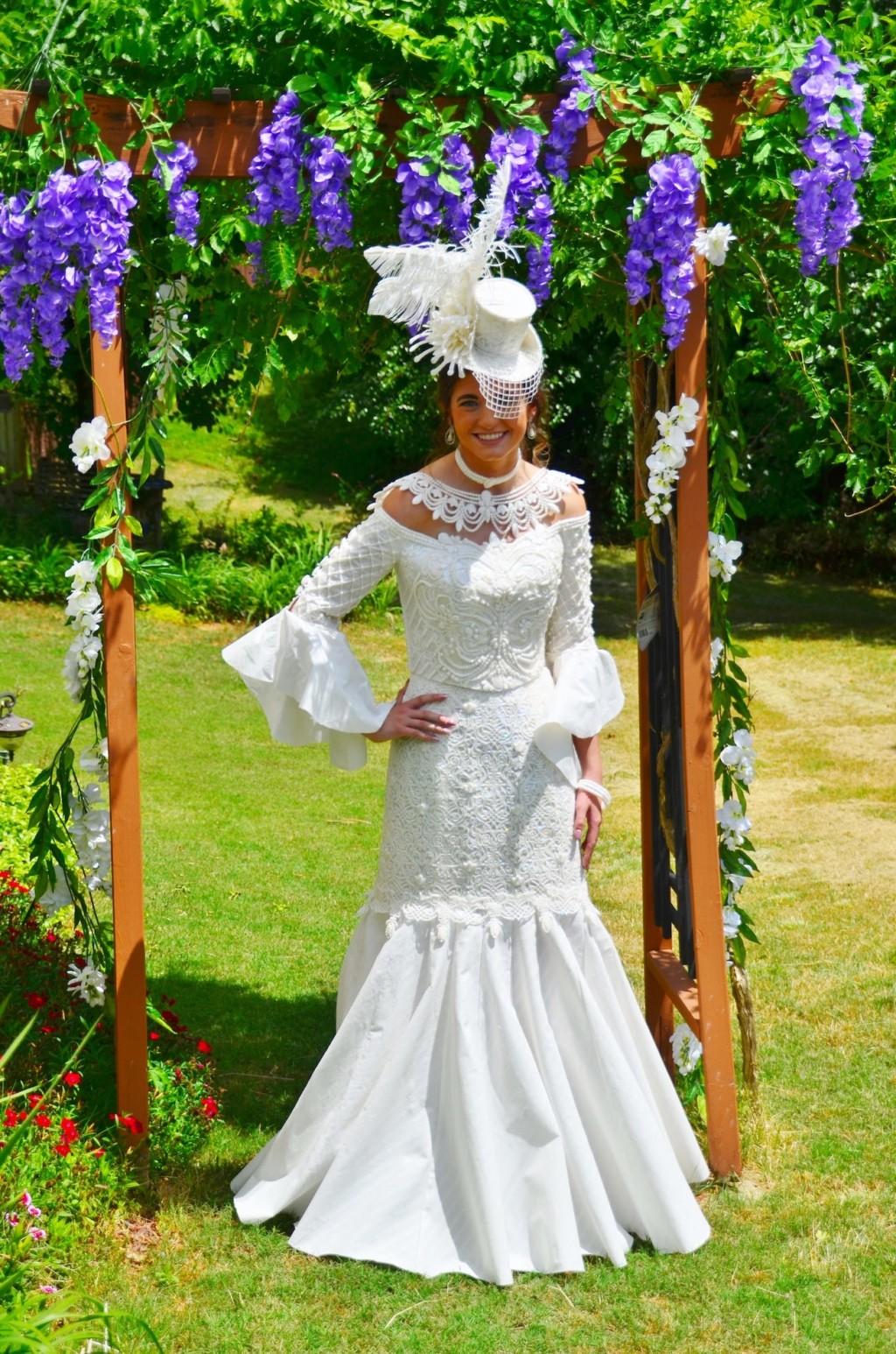 第15屆「衛生紙婚紗比賽」冠軍出爐 網曝光「神還原蕾絲」的禮服震驚眾人!