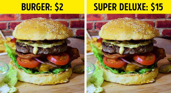 8個「避免當餐廳冤大頭」的店家騙人小技巧 用「大盤子裝小食物」的手法被破解!
