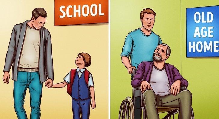 10件「80%人都做過」的對父母不孝舉動 對他們說「不關你的事」超傷人!