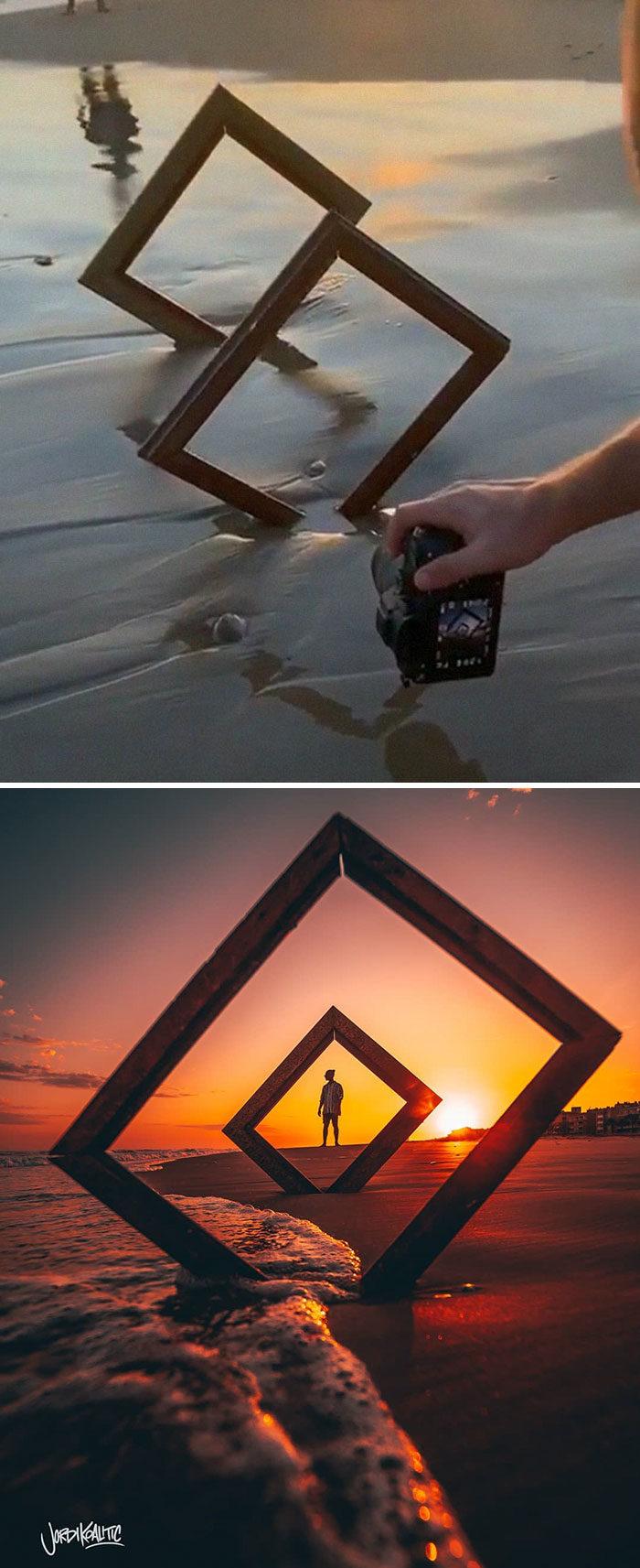 30張零技巧也能「菜鳥→大師」美照背後秘密 一把透明傘就能拍出唯美照!