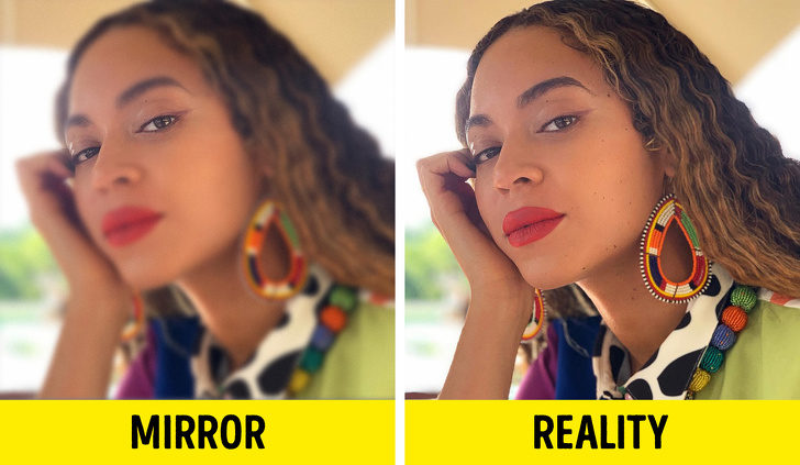 為什麽鏡子裡的自己更好看?科學家整理出「7大原因」證明:我們都被大腦騙了!