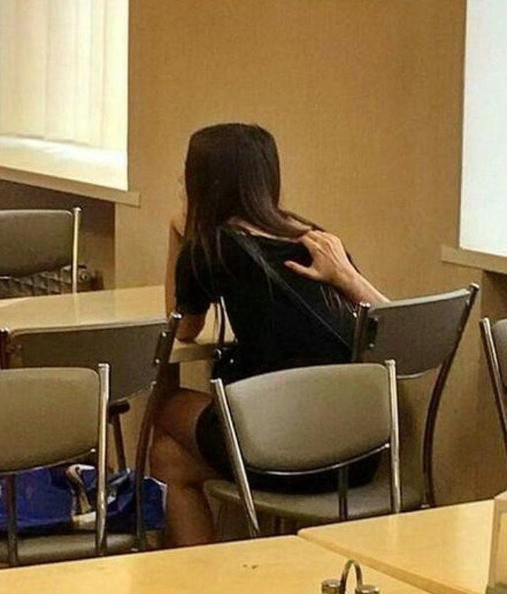 20張「拍攝角度才是亮點」的創意錯視照 從椅子「伸出一隻手」找不到主人!