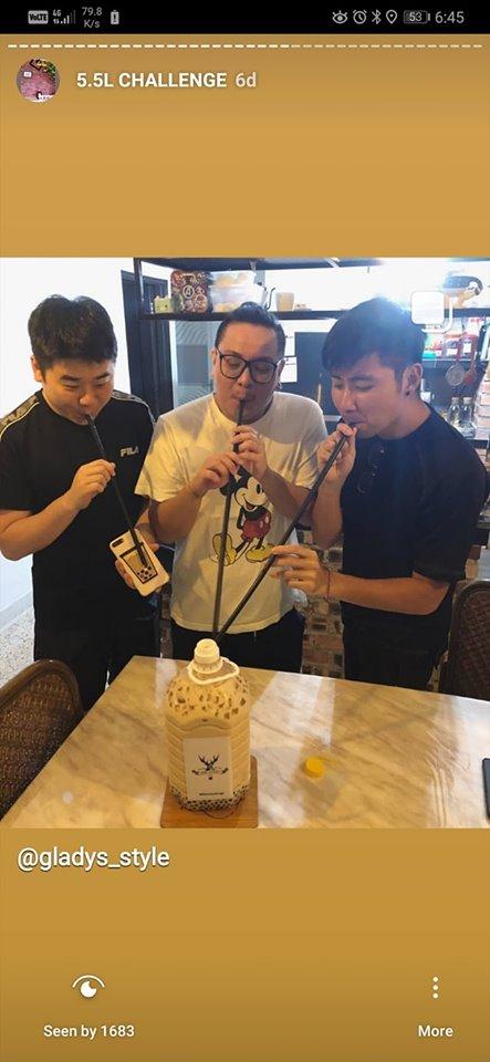 真正的巨無霸珍奶!馬來西亞飲料店推「8倍容量」桶裝珍奶 媲美「超市大桶水」不怕喝完