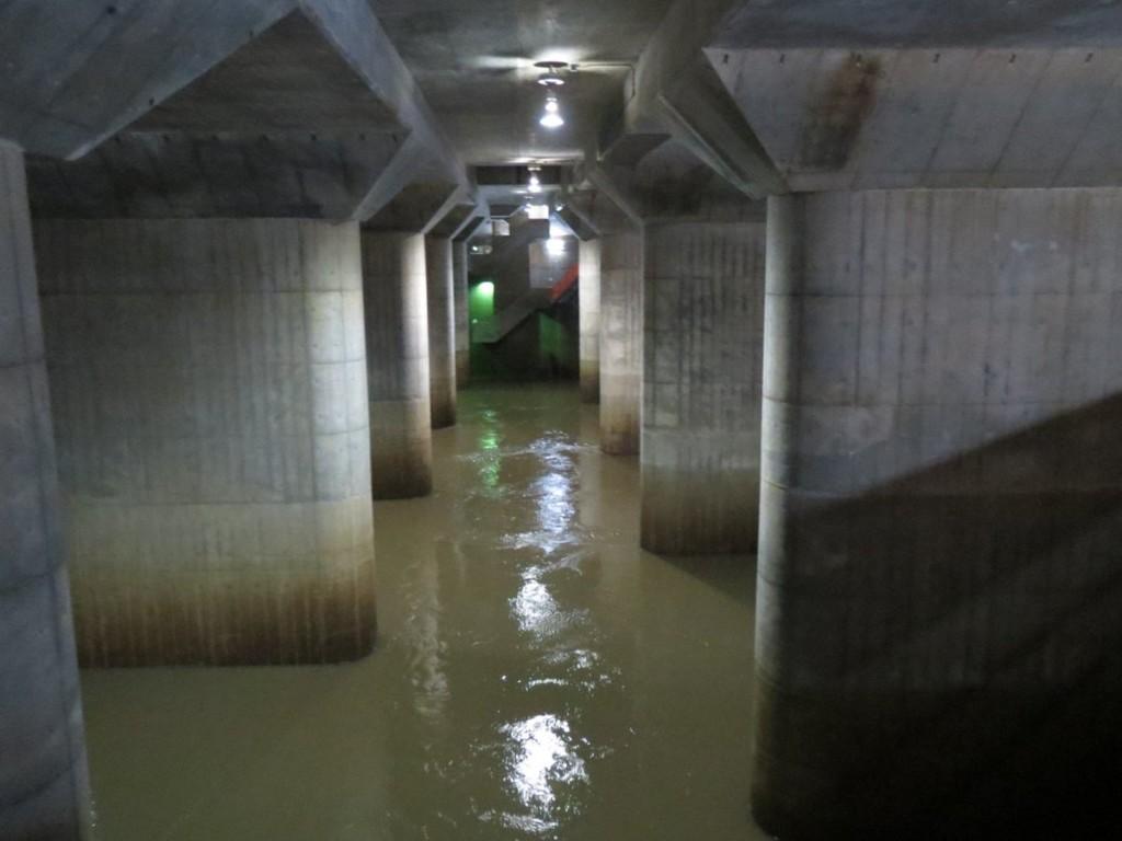 日本啟動「地下50公尺神殿」迎戰哈吉貝 網大讚「超強排洪能力」史上只用過2次!