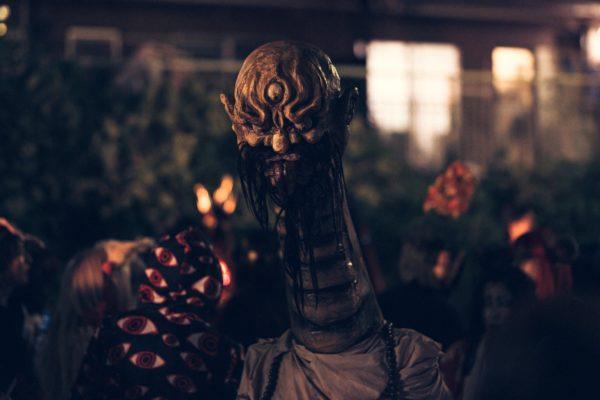 影/日本京都驚現真實版「百鬼夜行」!超恐怖「傳說妖怪」列隊遊行 現場影片比鬼片更毛