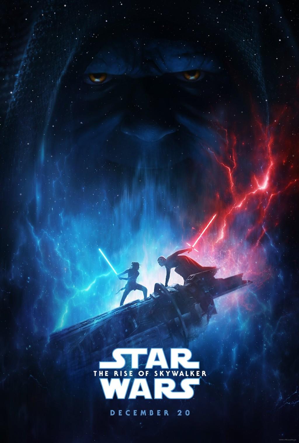 傳奇終章《星際大戰9》預售開賣!一小時就破《復仇者4》紀錄 粉絲:看預告就想哭