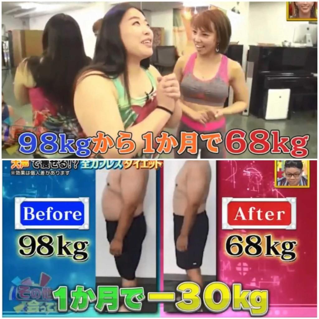18歲少女自創「大吼減肥法」效果超驚人 半年減掉「32公斤」還年賺280萬!