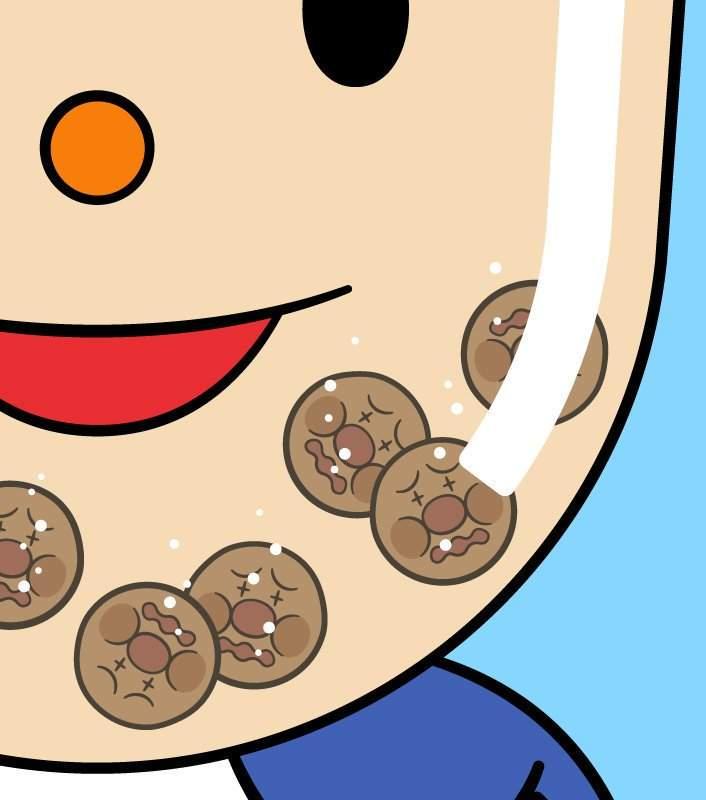 推特瘋傳「麵包超人新角」竟是珍奶超人?粉絲近看設計圖才發現「最毛真相」