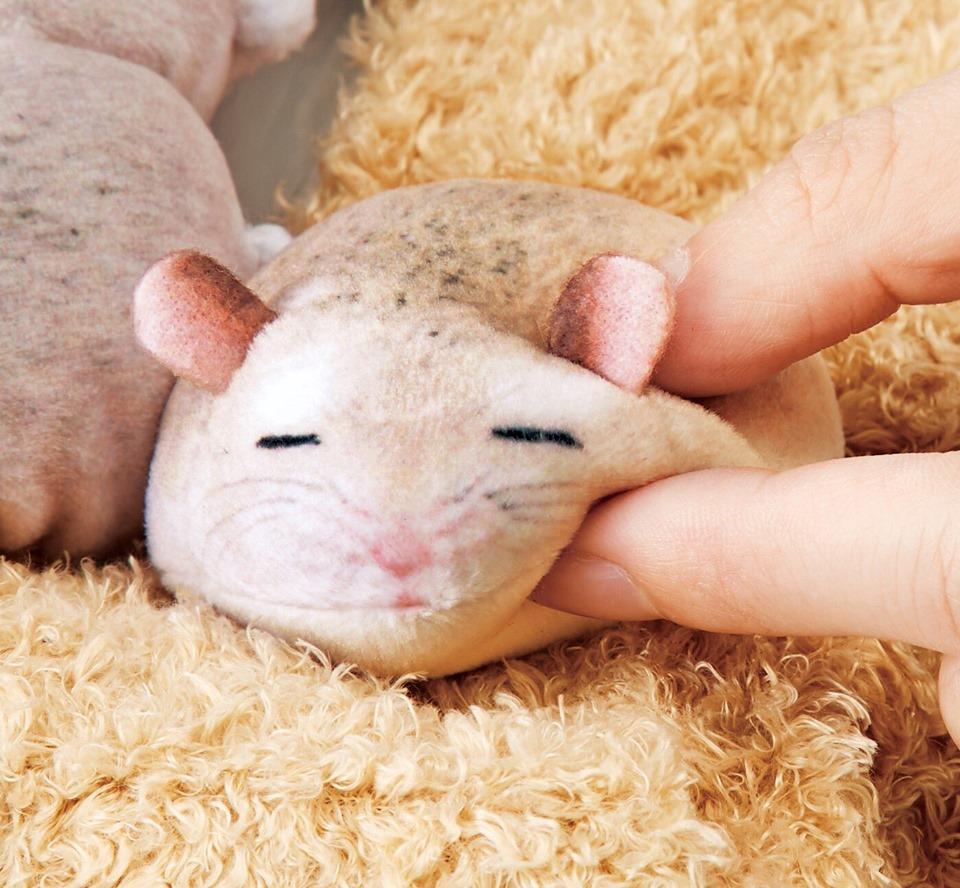 超療癒!日系品牌推「立體倉鼠面紙盒」少女心爆發 粉絲尖叫:萌到不科學❤