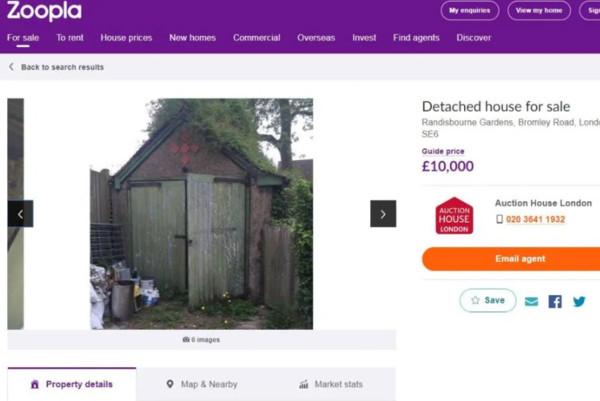 網站出售超便宜「39萬元房子」被瘋傳 揭開「內部超傻眼設計」網:這能住人?