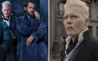 《怪獸3》確認明年開拍!羅琳忍不住爆:會有「超大量」鄧不利多和葛林的感情戲