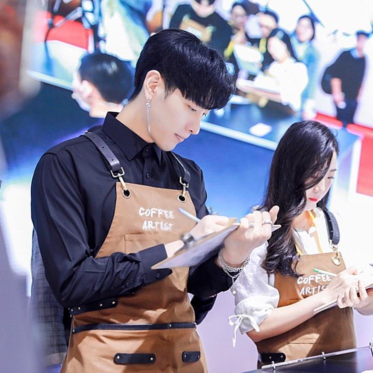 韓國咖啡師做出「超完美卡通角色拉花」光看就滿足 本人竟有「超逆天顏值」❤