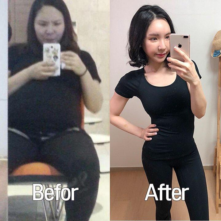 嫩媽產後暴肥被老公酸「妳好噁心」 她狂減40公斤「霸氣甩前夫」現在模樣美到逆天!