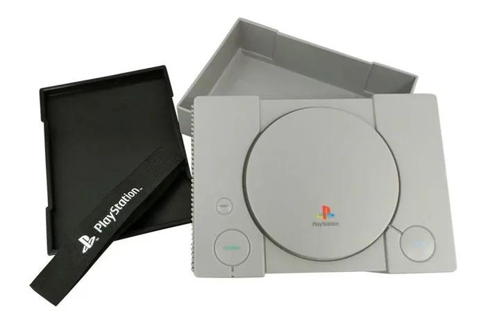 超懷舊「PS1便當盒」經典「灰盒設計」粉絲讚爆:必須入手!