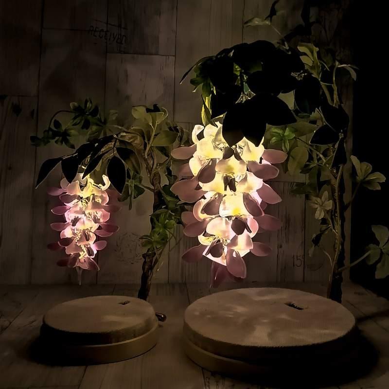 鬼滅之刃「紫藤花夜燈」被搶爆 網看「亮燈瞬間」直接暴動:太夢幻❤