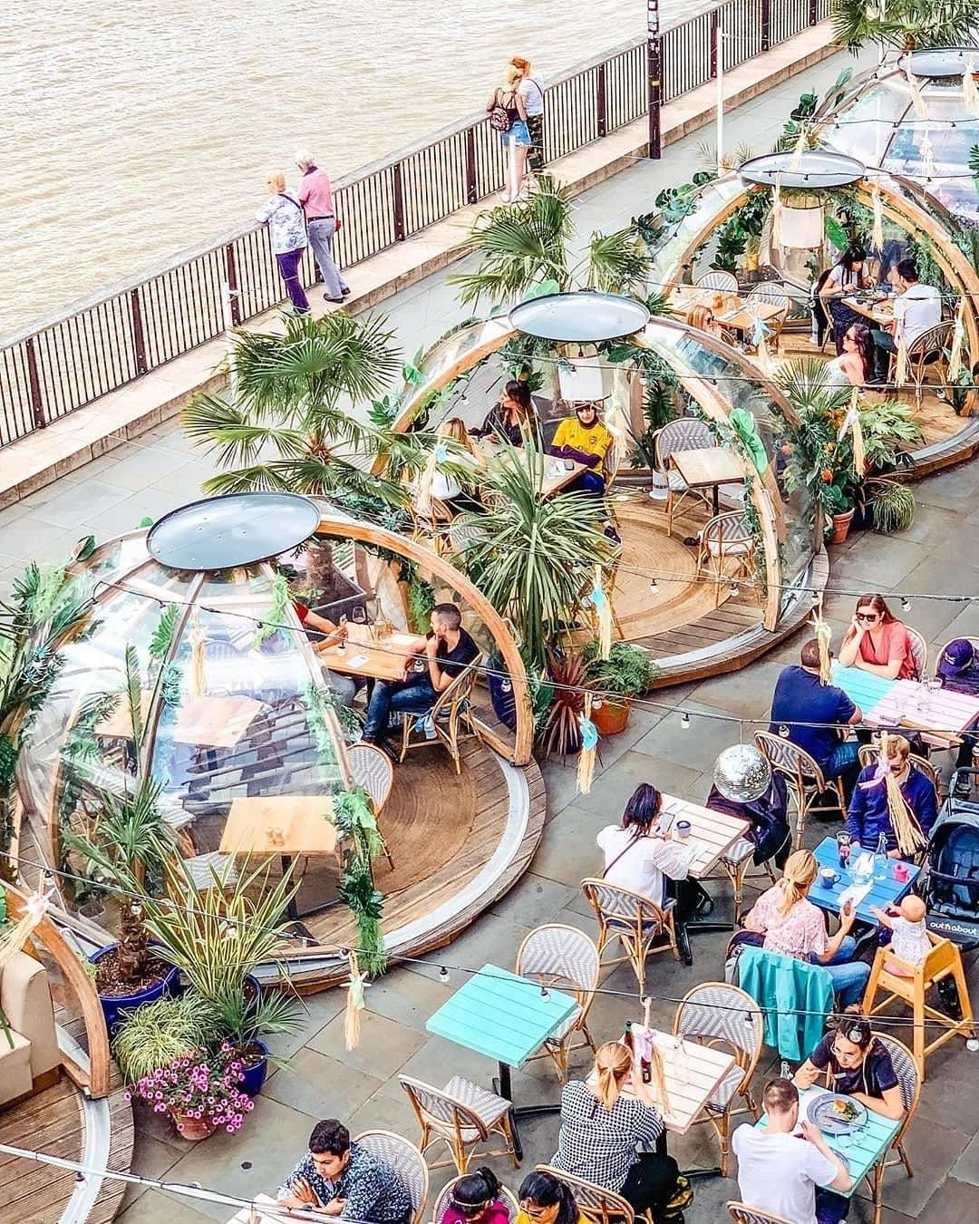 最完美約會地點「玻璃泡泡屋」!3種「夢幻風景」一次擁有
