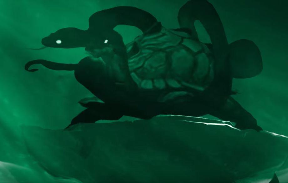 東方傳說四神獸現身《漫威未來之戰》 「台灣代表」是綠色神獸!網卻歪樓:少了一隻熊